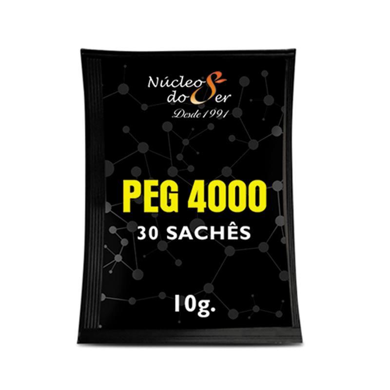 PEG 4000 -  para  intestino  preso - 10g - 30 sachês <br>Linha Baby - R$ 70,00