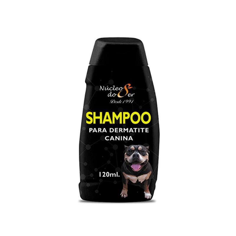 Shampoo para dermatite  canina  - 120ml <br>Linha Pet - R$ 40,00