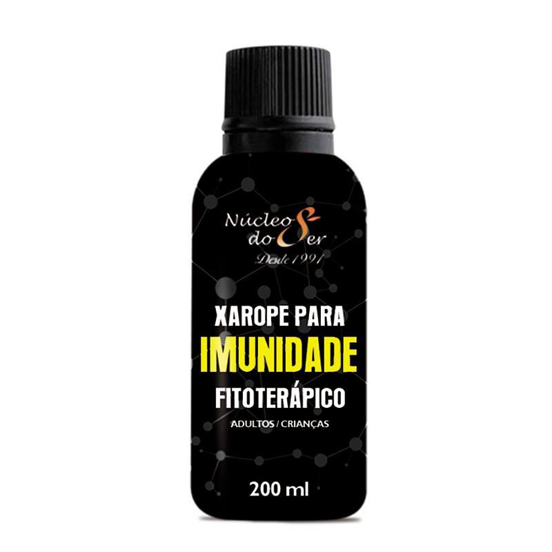 Xarope  imunidade - 200ML <br>Mel/xaropes - R$ 26,25