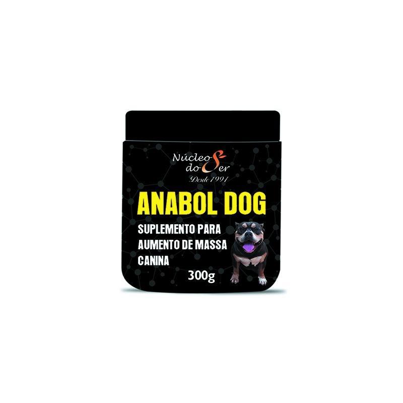Anabol  dog - Aumento de massa - 300g <br>Linha Pet - R$ 90,00