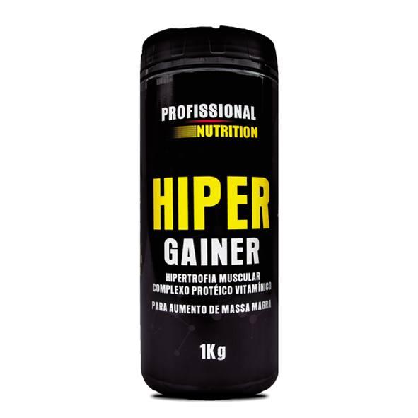 Hiper Gainer - 1kg Pote<br>Suplementos e Nutrição - R$ 52,49