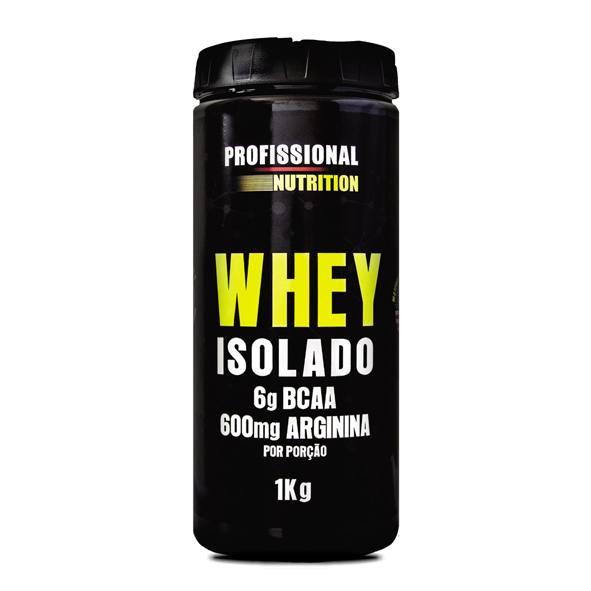 Whey Protein Isolado TURBINADO - 1kg Pote<br>Suplementos e Nutrição - R$ 251,98