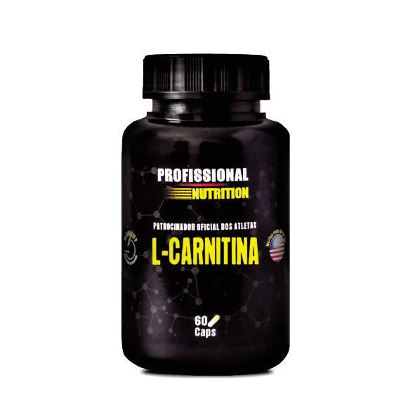 L Carnitina - 30 Cápsulas<br>Emagrecimento - R$ 52,49