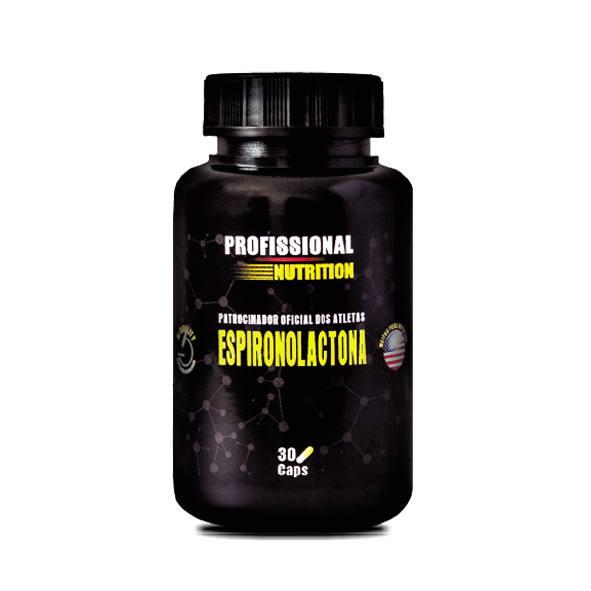 Espironolactona - 30 Cápsulas<br>Emagrecimento - R$ 42,00